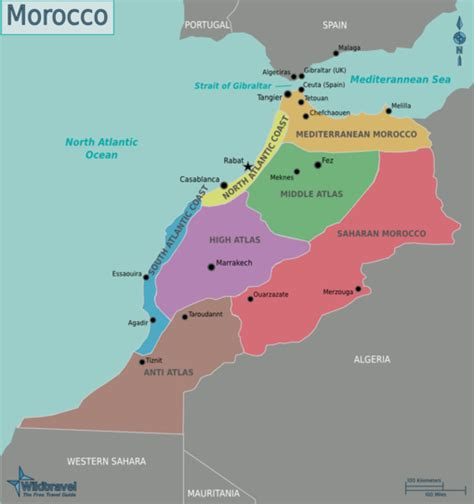 5 themes of geography morocco morocco 187 travel