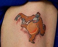 jungle book tattoo 1 the jungle book collection
