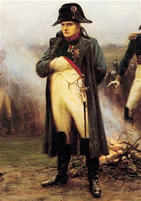 mon dieu the real story behind napoleon s famous pose j