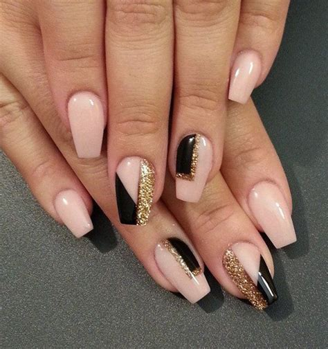 Braune Nägel by 131 Best Images About Coffin Nails On Nail
