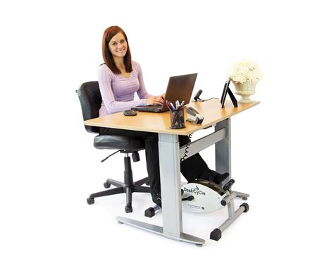 uplift desk won t go up here s how an exercise bike can improve your productivity