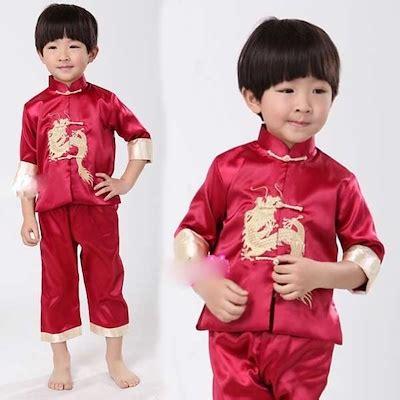 Baju Anak Imlek Qoo10 Bal T 002 Baju Anak Tradisional Imlek Gambar
