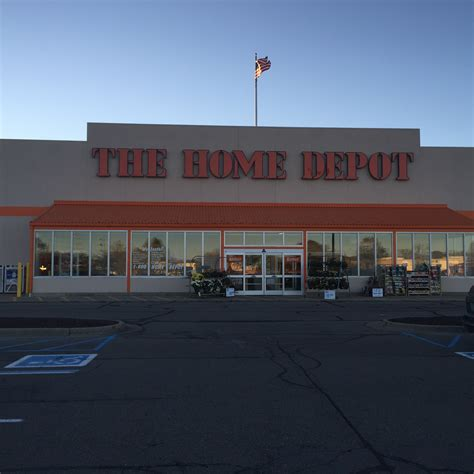 the home depot in jackson michigan 49202 517 817 5401