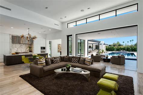 bali inspired modern contemporary living room
