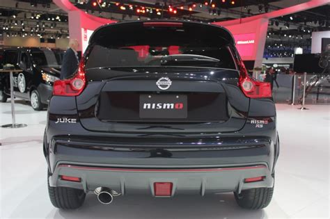 juke nismo rear 2014 nissan juke nismo rs muscle cars zone