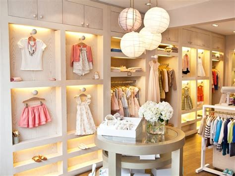 children clothing store furniture kids clothing display blog
