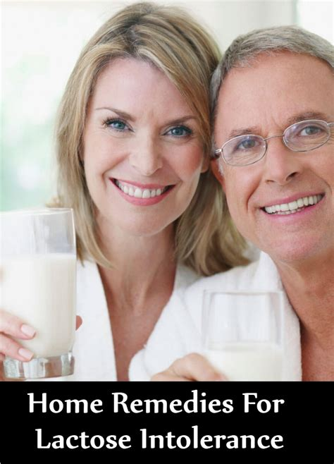 lactoseintolerance home remedies supplements