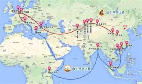 la ruta prohibida y la estrategia de la ruta de la seda mar 237 tima no es una