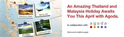 agoda ocbc cimb credit card promotion an amazing thailand and