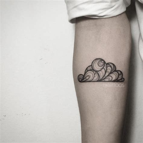 small cloud tattoos 63 cool tattoos for tattooblend