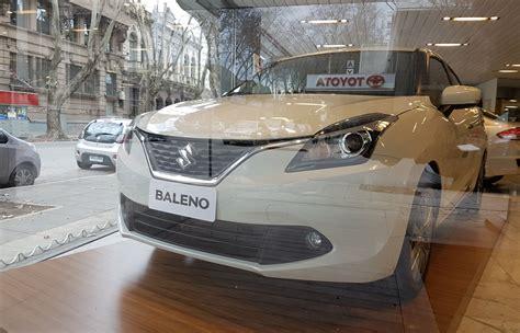 Suzuki Baleno Hatchback Mt 2017 suzuki baleno 2017 estilo funcionalidad y sorprendente