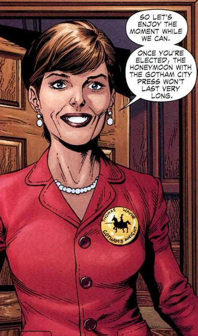 Martha S Table Dc by Martha Arkham Earth 1 Dc Database Fandom Powered By