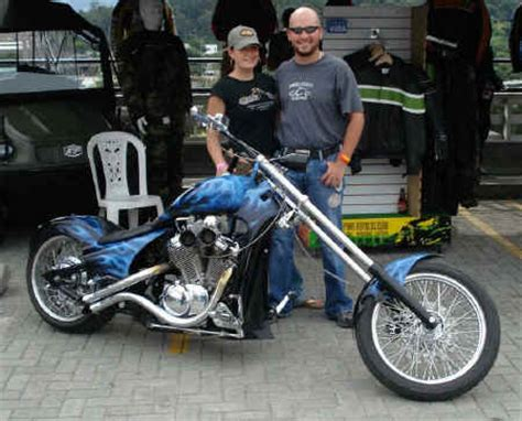 Sale Real Pict Tassa Maxi chopper kit honda photo gallery