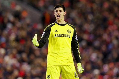 chelsea keeper chelsea goalkeeper thibaut courtois calls for more