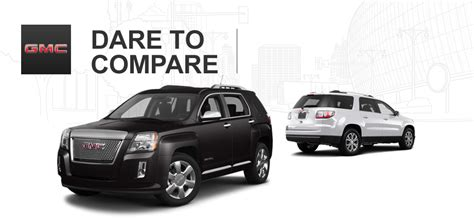 gmc acadia vs terrain 2015 gmc model showroom from cavender buick gmc in san