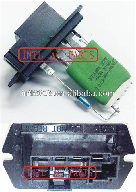 blower motor resistor specifications 04885583aa 4885583aa heater rheostat blower motor fan
