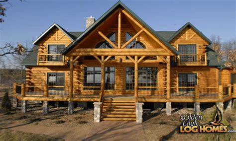 golden home golden eagle log cabin homes rustic log cabins country cabin kits mexzhouse