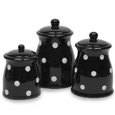 cute kitchen canister sets 10 best images about polka dots on pinterest polka dot