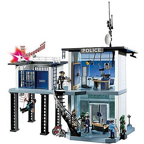 Bed Bath And Beyond Gift Registry Playmobil 174 Police Station With Alarm System Bed Bath