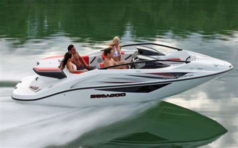 sea doo speed boat 2012 sea doo 200 speedster tests news photos videos