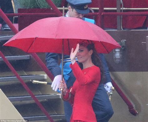 Kate Umbrella how the kate middleton and camilla sheltered from the in style with bespoke