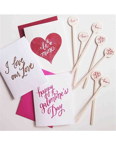 Valentine S Day Gift Card Ideas - 7 d 233 cor ideas for a valentine s day party martha stewart weddings