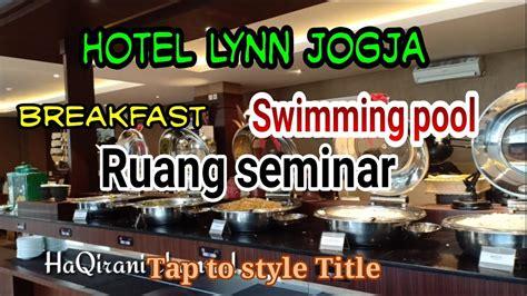 review hotel yogyakarta hotel lynn bintang  review