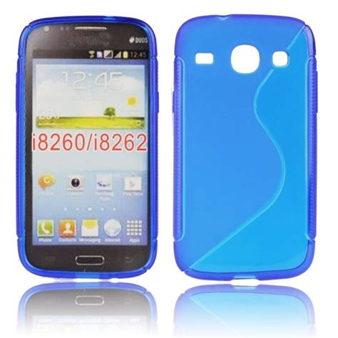 Bazer Samsung I8262 szilikon tok s type samsung galaxy i8260 233 s i8262