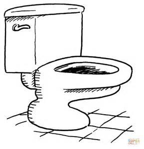 malvorlagen badezimmer desenho de vaso sanit 225 do banheiro para colorir