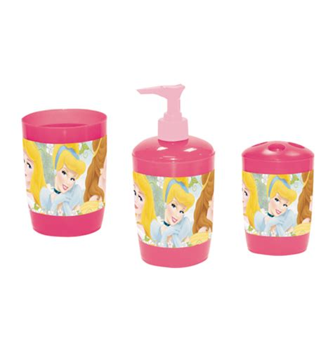 princess bathroom accessories princess disney bathroom accessories for only 163 8 14 at