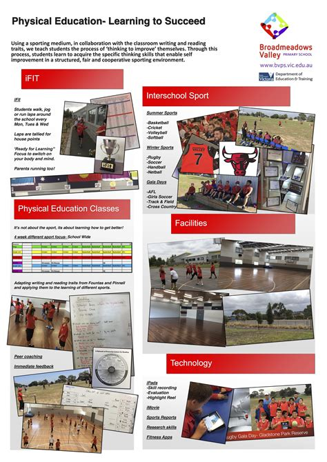 Health And Physical Education Physical Education Newsletter Template