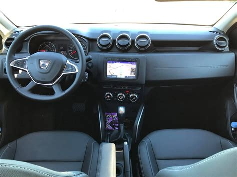 dacia duster international media drive dashboard