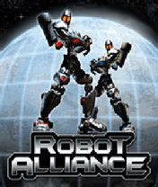 galaxy themes wapdam robot alliance 3d java game for mobile robot alliance