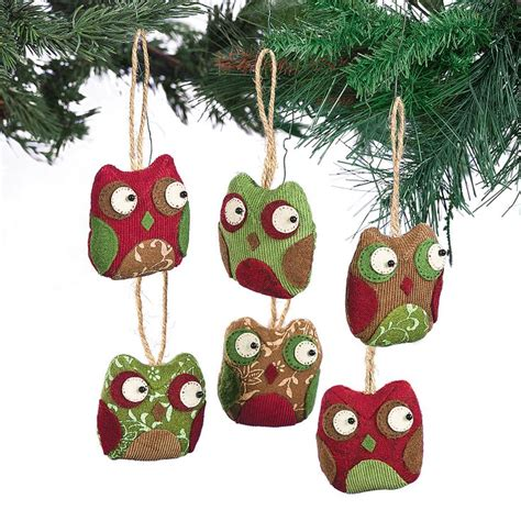 Patchwork Owl Supplies - patchwork owl ornaments orientaltrading
