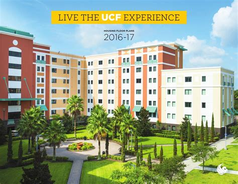 ucf housing floorplans 2016 17 by of central