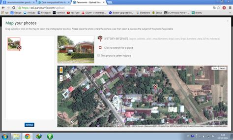 cara membuat akun google earth cara mudah tutorial artikel tentang download