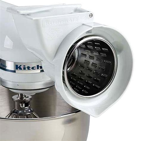 Kitchenaid Mixer Grater Kitchenaid Rotor Slicer Shredder Attachment Walmart