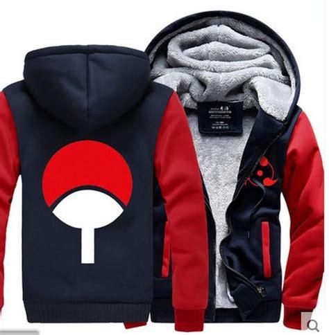 Jaket Uchiha Style By Snf2012 fashion jacket winter luminous coat anime uchiha