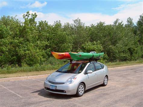 Prius Kayak Rack s stuff toyota prius photo album 110