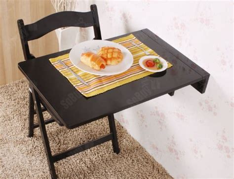 Solid Wood Kitchen Table With Leaf Wall Mounted Drop Leaf Table Folding Kitchen Dining