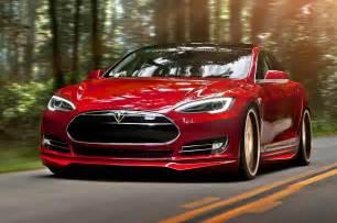 Tesla Modes Tesla Model S Gets The Tuner Treatment Motor Trend Wot