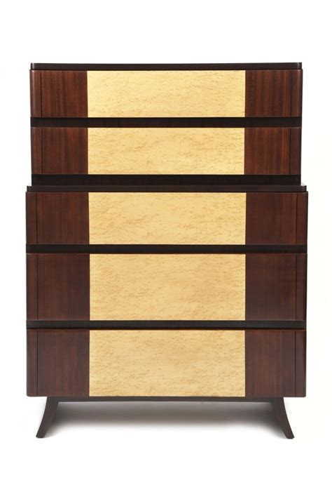 eliel saarinen deco highboy modern furniture