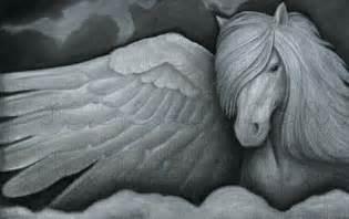 learn draw realistic pegasus greek mythology mythical beasts free step step drawing