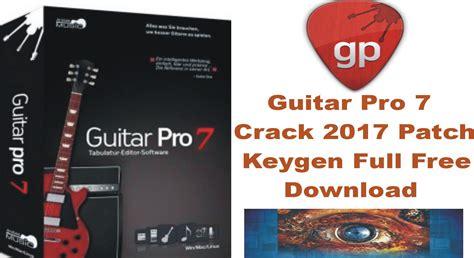 guitar pro 6 crack keygen download free full version download guitar pro 7 0 6 full crack soundbank free