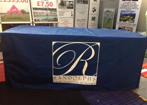 Table Covers City by Plain Or Custom Printed Branded Table Covers Cloths City