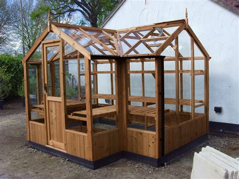 small section of woodland for sale swallow cygnet 6x11 t shaped wooden greenhouse