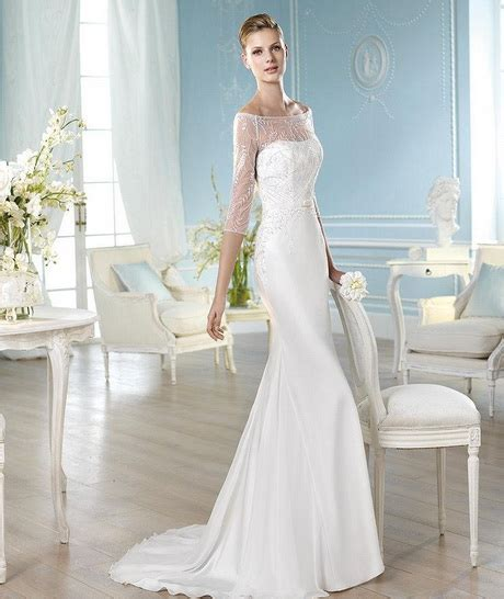 Wedding dresses over 50