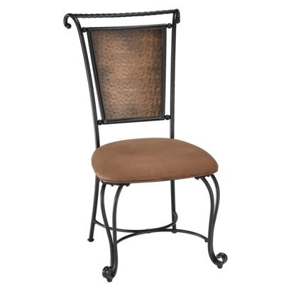 milan dining chairs copper set of 2 home decorating
