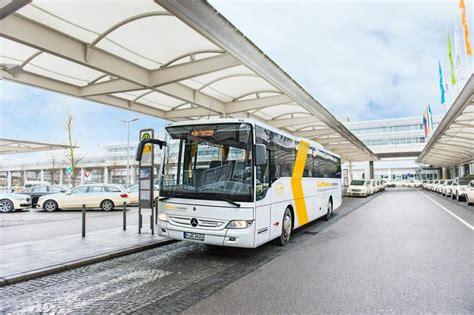 express mã nchen flughafen lufthansa express to from city center