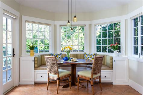 breakfast nook banquette seating anne norton dingwall hgtv